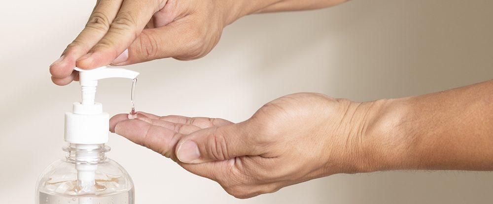 Biometria Digital e coronavírus: higiene elimina riscos de contágio