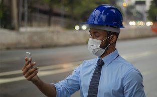 Uso de máscaras dificulta reconhecimento facial