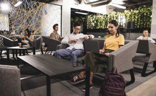 Controladores de acesso garante segurança a espaços de coworking