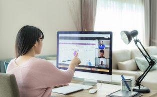 8 preocupações que as empresas devem ter com seus funcionários em home office