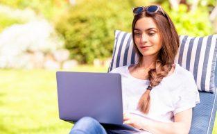 Profissionais em home office redescobrem qualidade de vida