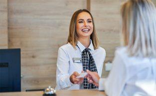 Como garantir uma gestão de visitantes eficiente na sua empresa