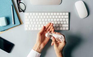 Higiene das mãos e controle de ponto: qual a melhor forma?