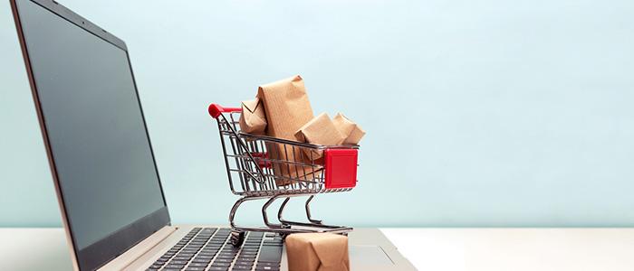 Compre e retire em automação comercial.