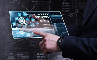 Qual a função de um controlador de acesso?