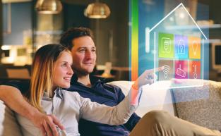De que forma a automação residencial afeta a segurança da casa?