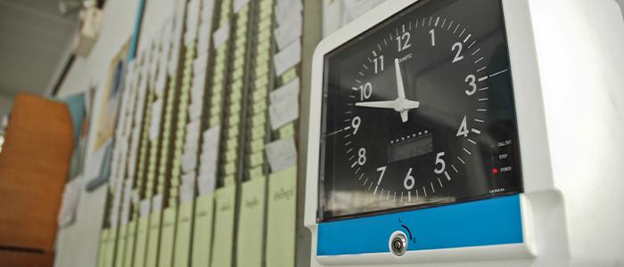 Folha de ponto com relógio cartográfico: como funciona?